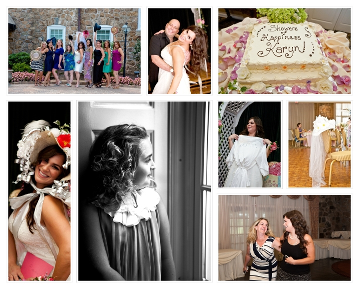 Bridal Shower Photography
